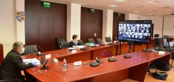 Consiliul Județean Cluj, sprijin financiar pentru protejarea polițiștilor aflați în linia I