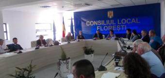 """Executivul Primăriei Floreşti vrea să """"dizolve"""" Consiliul Local??"""