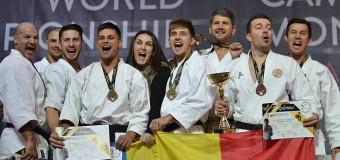 România îşi păstrează titlul mondial după Campionatul Mondial de Karate Fudokan de la Cluj!