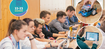 Educație și carieră în IT: liceenii interacționează cu specialiști în domeniu |  Báthory IT & Print Days 2019