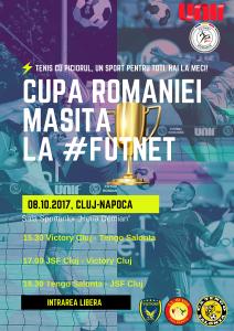 CUPA ROMANIEI MASITA LA FUTNET