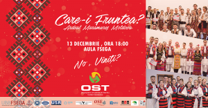 Care-i Fruntea 2017 Event