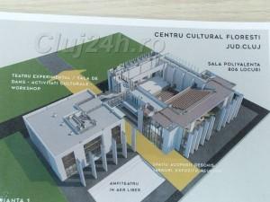 Centru cultural poligon