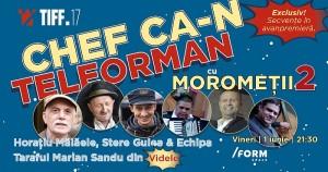 Chef ca-n Teleorman cu Morometii 2