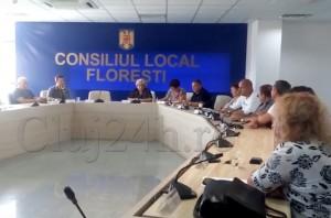 Cl Floresti 19 iulie 2018