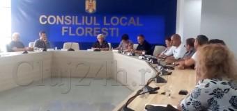 Ședință CL Florești 19 iulie 2018 – Noi pași în proiectul modernizării străzii Eroilor și a iluminatului public.