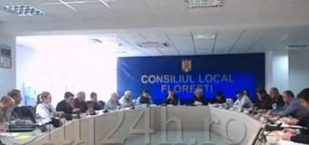 Ședință CL Florești 22 martie2018