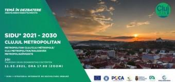 Viziune integrată de dezvoltare pentru Clujul Metropolitan.