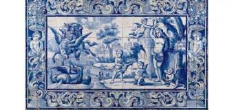 COLECȚIA DE AZULEJOS A POETULUI ȘI FILOSOFULUI LUCIAN BLAGA, EXPUSĂ LA MUZEUL ETNOGRAFIC AL TRANSILVANIEI