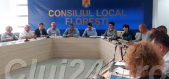 Consilierii locali de la Florești își încearcă norocul și cu Legea 544/2001. Legea 215/2001 dă erori la instituție.