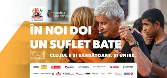 Zilele Clujului 2018 – Programul zilei a treia – sâmbătă, 19 mai