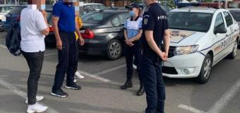 Cluj: acțiuni pentru respectarea normelor privind Covid-19.