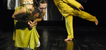 Spectacole de teatru-dans în Sala Studio a Teatrului Maghiar