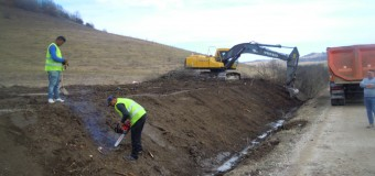 Au început lucrările de reabilitare și modernizare pe Drumul Bistriței