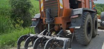 Au început lucrările pe drumul județean 161K (DN 16) – Căian Vamă – Bărăi – Sava – Mureşenii de Câmpie – Chiriș