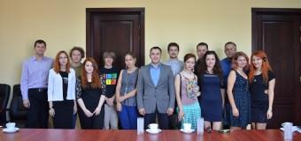 """Festivalul Naţional de Creaţie Literară pentru Tineret """"Vox Napocensis"""", ediţia a XIII-a"""