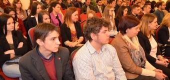 Maria Macrea, noul preşedinte al OFSD Cluj-Napoca; Horia Nasra, noul preşedinte al TSD Cluj-Napoca.