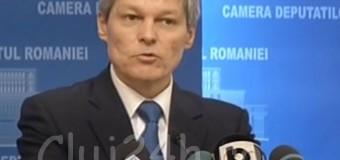 Dacian Cioloş a stabilit lista miniştrilor din noul Guvern. Dâncu propus vicepremier şi ministru al Dezvoltării Regionale