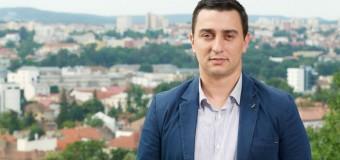 Dan CODREAN, candidatul PRO România la Primăria Cluj-Napoca.