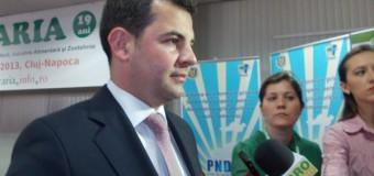 Daniel Constantin: Priorităţile PC se vor regăsi în programul prezidenţial al lui Victor Ponta