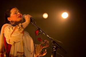 EmilianaTorrini (in concert cu TheColoristOrchestra)