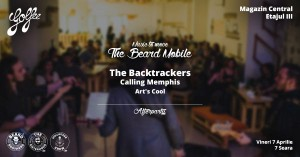 Eveniment Music to move the Beard Mobile