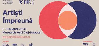 """1 – 9 august – expozitie """"Artiști Împreună"""" în cadrul TIFF 2020."""