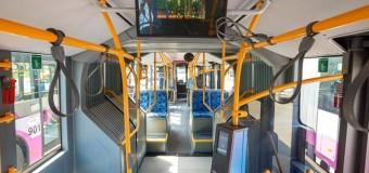 Noi plafoane pentru acordarea facilităților la transportul în comun pentru pensionari