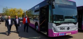 15 autobuze noi, de azi în circulație la Cluj-Napoca!