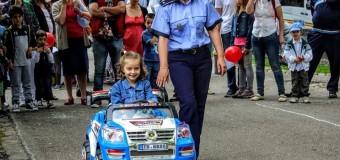 AFLĂ TAINELE PROFESIEI DE POLIŢIST LA ORĂŞELUL  COPIILOR!