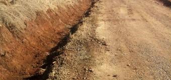 Au demarat lucrările de întreținere pe drumul judeţean 107R Filea de Jos – Filea de Sus – Săcel