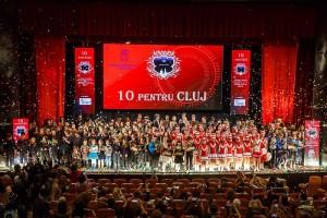 Gala 10 pentru Cluj 1