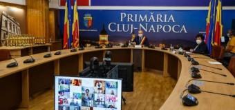 """Câștigătorii Galei de Excelență """"10 pentru Cluj""""."""