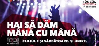 Zilele Clujului – ediția a VIII-a are loc în perioada 17-20 mai 2018. Vezi programul!