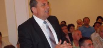 """Orgoliul politic nu îl lasă pe primarul galben de Floreşti să facă """"centura de SUD"""""""