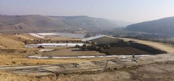 Construcția Centrului de Management Integrat al Deșeurilor avansează în ritm susținut