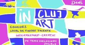 InClujArt – Concurs de tinere talente. Află detalii despre proiect și cum te poți înscrie.