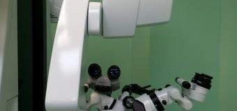Un microscop operator ultramodern, destinat microchirurgiei reconstructive, a intrat de azi în dotarea Spitalului de Recuperare
