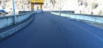 Au fost finalizate lucrările de asfaltare, pe sectoare, pe drumul judeţean 107P (DN 1) Gilău – Someşul Rece – Mărişel – DN 1R