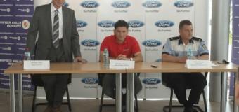 Ford Driving Skills for Life continuă la Cluj în 29,30, 31 mai 2015