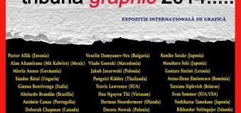 Expoziţia internaţională Tribuna Graphic – ediţia a cincea