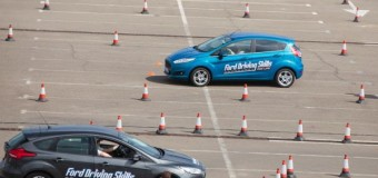 1400 de șoferi români instruiți prinprogramul Ford Driving Skills for Life