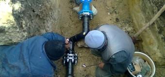 Rețea nouă de distribuție a apei potabile, în comuna Recea Cristur