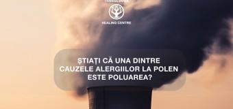 Poluarea este un factor major al declanșării alergiilor la polen. În Cluj-Napoca mor anual 900 de persoane datorită bolilor cauzate sau asociate cu poluarea aerului