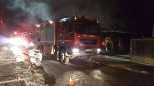 Incendiu casa de locuit Floresti 02.03.2018 - 6
