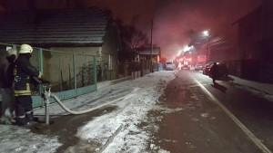 Incendiu casa de locuit Floresti 02.03.2018 - 7