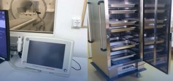 11 echipamente medicale pentru Institutul Inimii.