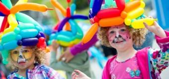 Weekendul acesta are loc festivalul LollyBoom pentru întreaga familie!