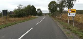 Lucrări de asfaltare finalizate pe Lotul I al Drumului Bistriței.