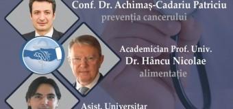 """Prevenția  – în prim-planul conferinței  """"Medici pentru Tine""""."""